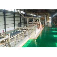 Automatic Particle Board Production Line Multi Opening Press Hinge Push Quick Release