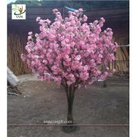 Quality UVG wedding table centerpiece fake trees for sale with artificial cherry blossom branches for sale