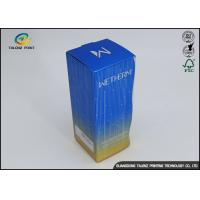 Buy cheap OEM Offset Printing Facial Cleanser Toner Packaging Box Cosmetics Box from wholesalers