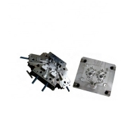 Quality High Precision NAK80 H13 Aluminium Gravity Die Casting Products for sale