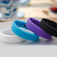 Quality Bluetooth smart wristband fitness sports wristband for mobile phones for sale