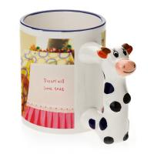 China sublimation mugs with animal handle on sale