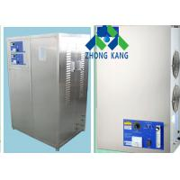 Quality High Concentration Corona Ozone Generator Machine Intelligent Control for sale