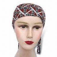 Quality Printed Bandana Cap, Made of 100% Cotton, Different Designs and Colors are Available for sale