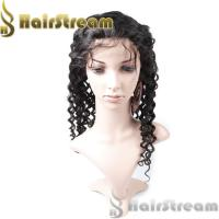 Quality 100% Human Hair Full Lace Wig Indian Women remy Hair Wigs for sale