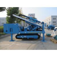 Quality MDL-C160 High Impact Frequency Anchor Drilling Rig Hydraulic System High Power Virbration Foundation for sale
