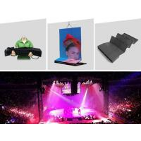 China Patented 360 degrees flexible LED displays for concert backdrops on sale