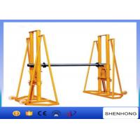 Quality Lightweight Hydraulic Cable Jack Stand 3200Mm - 3600Mm Reel Diameter for sale