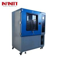 Buy cheap 220V 50Hz IEC60529-2001 Dust Environmental Test Chamber from wholesalers