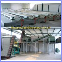Quality peanut sieving and grading production line, peanut grading machine for sale