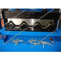 Quality Galvanized Metal Deck Forming Machine for sale