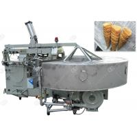 Buy cheap GELGOOG Machinery Icecream Cone Making Machine 380V Voltage For Sale from wholesalers