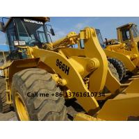 Quality Used Caterpillar 966G 966H Wheel Loader for sale