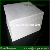 China 1070D Tyvek paper for shopping bag on sale