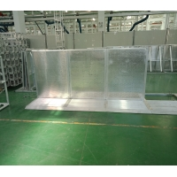 Quality Event Aluminum Protect Concert Crowd Control Barrier Anti Slip for sale