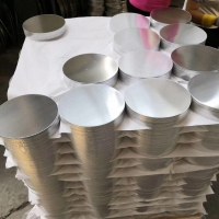 Quality Plain Mill Finish 3003 Aluminum Disc Blank Dia 50mm To 1600mm For Pots for sale