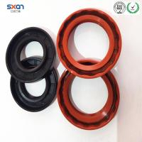 China silicone /NBR/FKM Lip Oil Seals, Spring Seals  used in automotive engine applications on sale