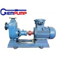 Quality ZXL Straight horizontal self-priming centrifugal pump for Municipal Construction fire control for sale