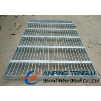 Quality Stainless Steel Welded Grating, Commonly With SS304, SS304L SS316, SS316L for sale