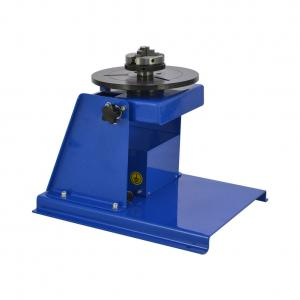 Quality 1200kg Load Height Adjustable Tube Welding  Rotary Positioner Table for sale