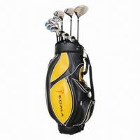 Quality Golf Club Set with Bag, High-performance Head, Light Shaft for sale