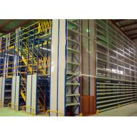 Best Multiple Level Rack Supported Mezzanine , Structural Storage Mezzanine Platforms wholesale