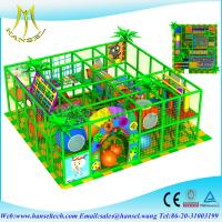 Quality Hansel 2015 newly indoor play park,indoor foam play area,kids soft play equipment for sale for sale