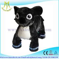 China Hansel new children's car animals toys electric horses ride on sale