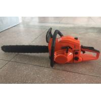 Quality Multi Functional Gas Powered Pole Chain Saw / 45cc Gas Chainsaw for sale