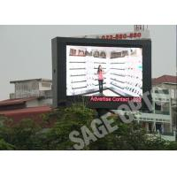 China SMD3535 Clear LED Video Walls , outdoor advertising led display screen p10 IP65 LED Wall direct factory price on sale