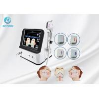 Buy cheap Skin Pink Hifu Beauty Machine Neck Wrinkles Removal Mini Home Use White Color from wholesalers
