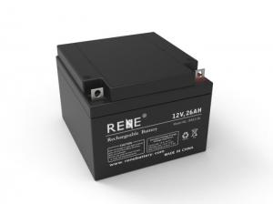 Quality Electric Powered Vehicles 26ah 12V Lead Acid Battery for sale