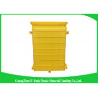 Quality Standard Size Warehouse Storage Bins Spare Parts Storage Easy Stacking PE Material for sale