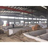 Quality Durable Hot Dip Galvanizing Line 7.0x1.2x2.2m Zinc Tank With Environmental Protection System for sale