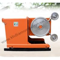 Quality Hot Sale Wire Saw Cutting Machine for Marble Stone Quarry for sale