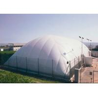 Quality White Outdoor Inflatable Giant Tent Big Structure for Events / Large Air Building for sale