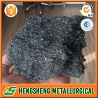 Quality The factory best quality black silicon carbide lump 85 88 90 92% for sale