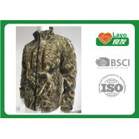 China Customized Outdoor Softshell Jacket Full Zipper Insulated Softshell Jacket For Sports on sale
