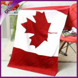 Quality 100% cotton custom reactive printing beach towel velour beach towel for sale