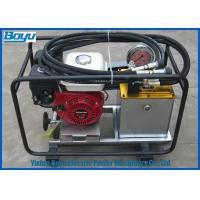 Buy cheap Hydraulic Compressors Max Compression Force 1250kN Transmission Line Stringing from wholesalers
