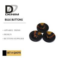 Quality Small Coat Garment Buttons Style & Design‎ Unique Bulk For Clothing Brands for sale