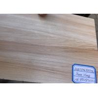 Buy cheap 4FT*8FT 10mm Wood Grain Melamine Films Laminated Furniture Boards MFC Boards from wholesalers