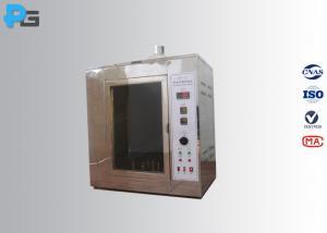 IEC60695-2-20 Hot Wire Ignition Test Apparatus , Fire Hazard Testing Equipment