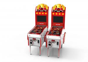 Quality Amusement  Mechanical Real Coin Slot Pinball Game Machine With Stereo Sound for sale
