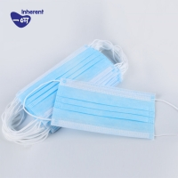 Quality Type I Dust Proof 3 Ply Earloop Face Mask for sale