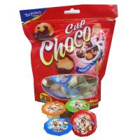 Buy cheap Healthy Chocolate Chips Cookies Star Cup In Bag For Kids Bag Pack from wholesalers