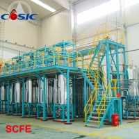 China 9m 300L×3 Cumin Oil Supercritical CO2 Extraction Equipment for sale