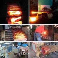 Quality 160kw high frequency induction heating equipment for heating steel bar for sale