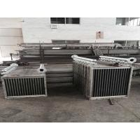 High Pressure Industrial Steam Heat Exchangers 120℃  - 300℃ High Temp Resistance