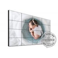 Quality 4*4 Wall Mount Lcd Screen , Touch Screens Monitors 45/49 Inch Support 4K Function for sale